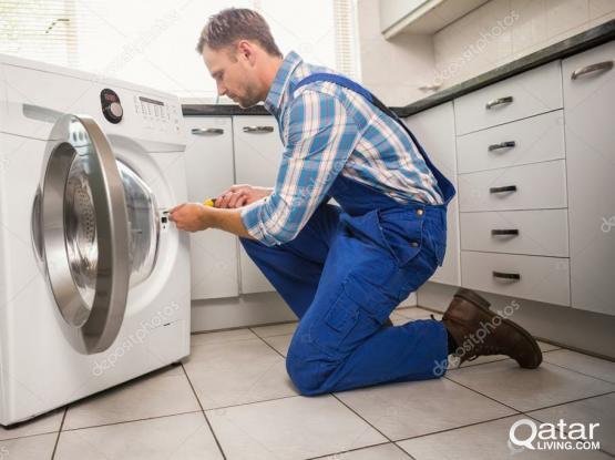 Washing machine repair and fridge repair. AC service 30224562