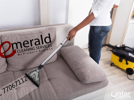 EMERALD CLEANING SERVICE WE PROMOTE HYGIENE