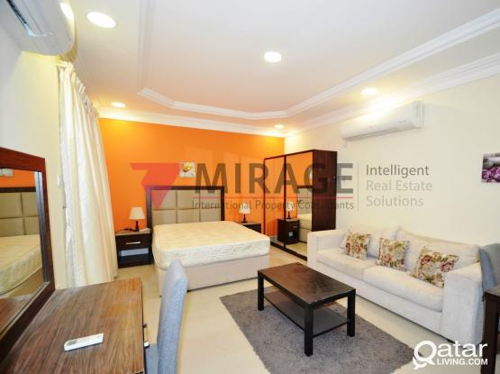 Modern Furnished Studio Apartment in Thumama (Ref No AP2625)