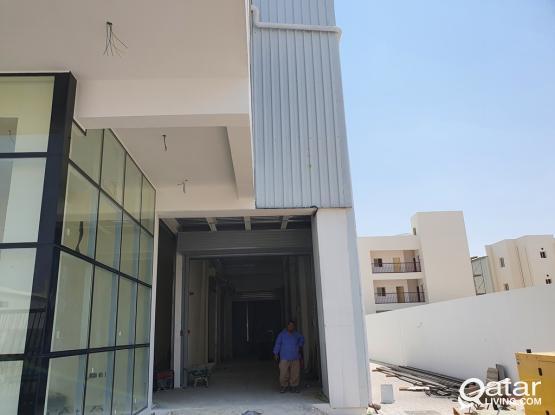 Storage facility @ Aba Sleil