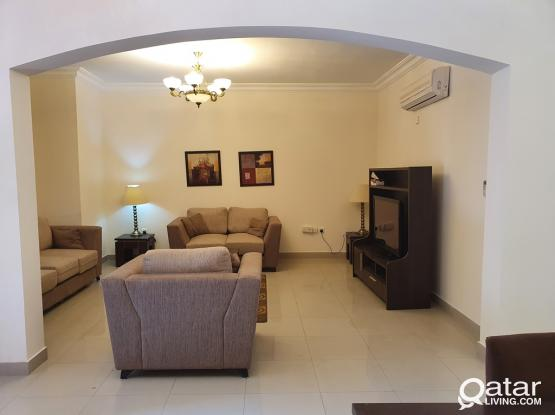 Fully Furnished 4+maid @ Ain Khaled