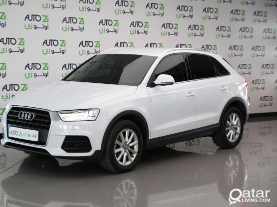 Audi Q3 3.0 TFSI 2018
