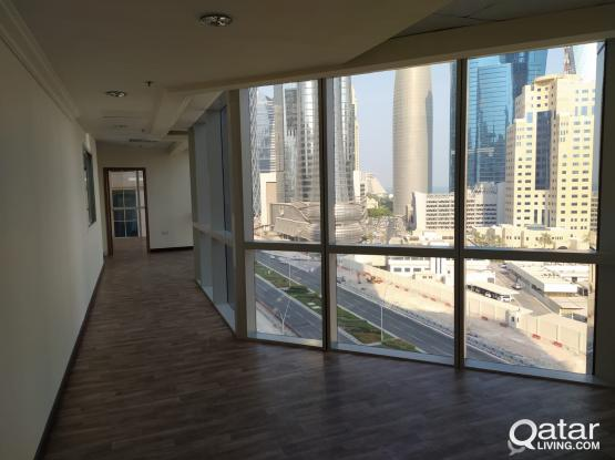 2 Months Free! 220 Sqm Partitioned Office Space Available in Westbay