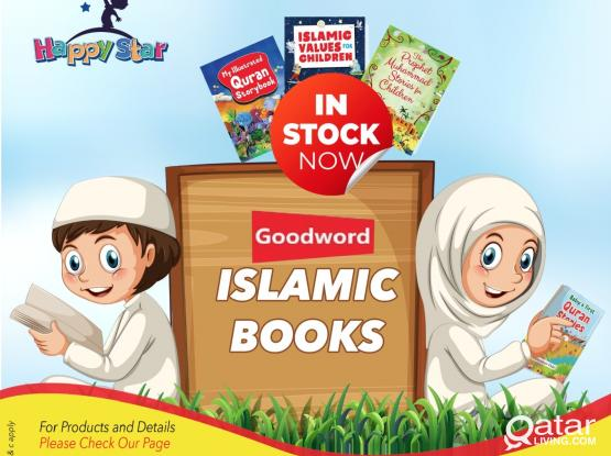 TOYS & ISLAMIC BOOKS DELIVERED TO YOUR DOOR !!