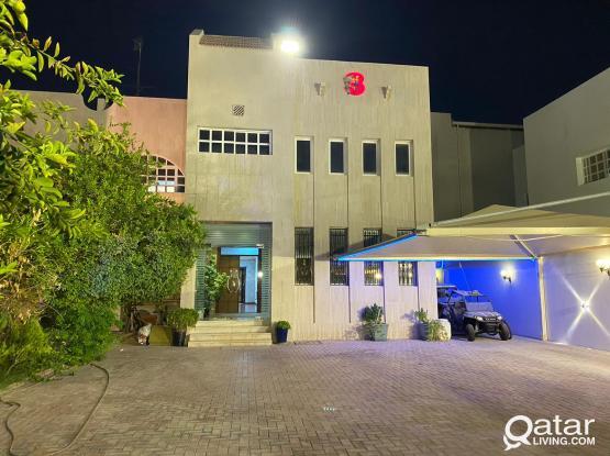 7BHK Semi-Commercial (G+1) Villa at C-ring road al Hilal near Toyota Signal