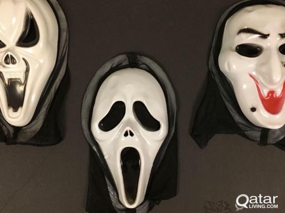 Halloween Masks and other Halloween stuff