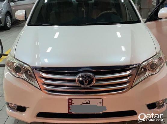 Toyota Avalon XL 2012
