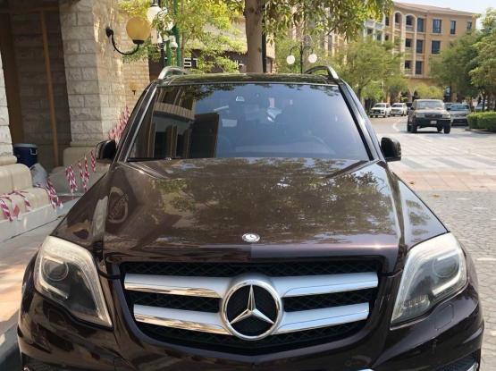 Mercedes GLK 350 2013