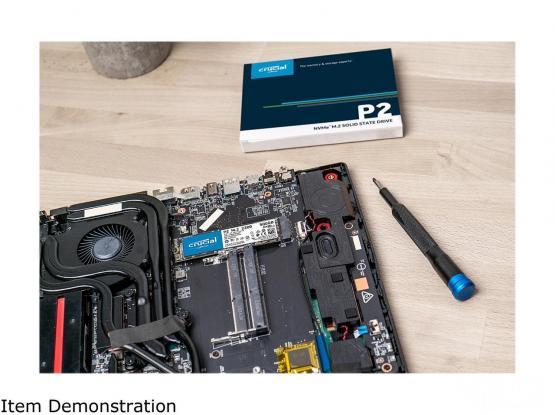 Crucial P2 500GB M.2 Last piece
