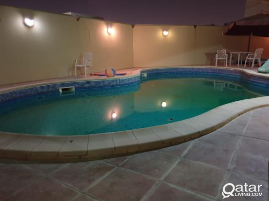 SF Compound Villa For Rent In Al- Waab ( Western Family Only)