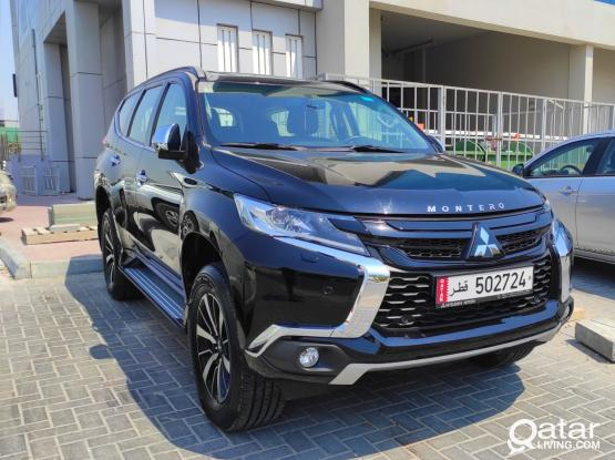 MITSUBISHI MONTERO FULL OPT BLACK EDITION -FOR RENT