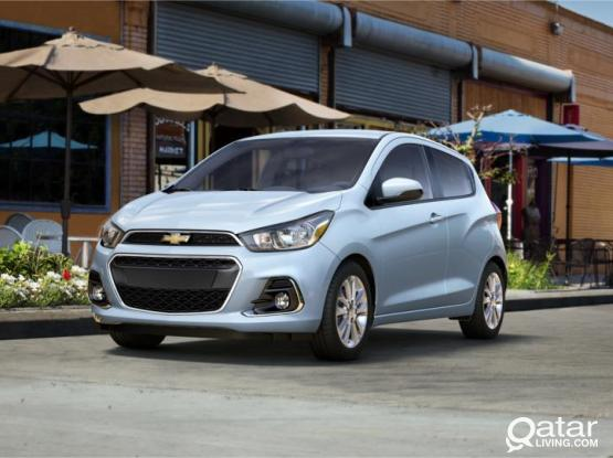 CHEVROLET SPARK-2020 MODEL AVAILABLE FOR RENT ( CHEAPEST PRICE 100%) :- 44182020/50399151