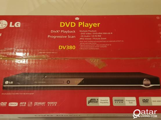 DVD PLAYER (Never Used)