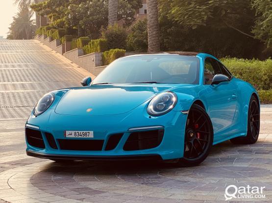 Porsche 911 Carrera GTS 2018