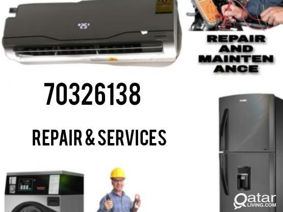 A/C,FRIDGE AND WASHING MACHIN REPAIE. 70326138