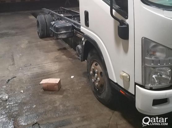 Isuzu Truck 2017