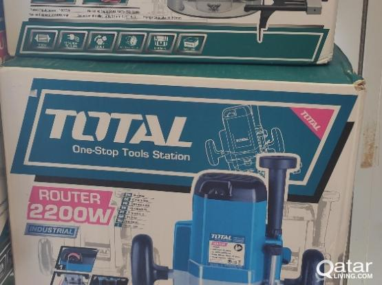 Total (Power & Hand Tool)