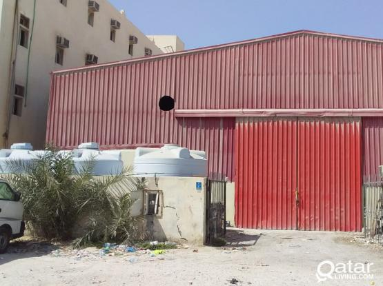 Store For Rent In Industrial area 37 (750 SQM)