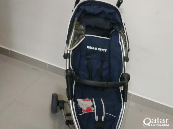 Baby stroller, Tricycle and Bottle Sterilize for sale