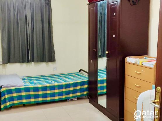 One Bedroom Fully Furnished Bin Mahmoud Behind Indian Hypermarket.