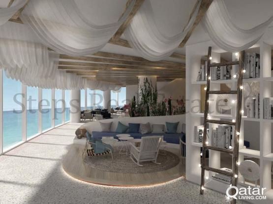 Gorgeous WaterFront | 2BR | Lusail | 5 Years Plan