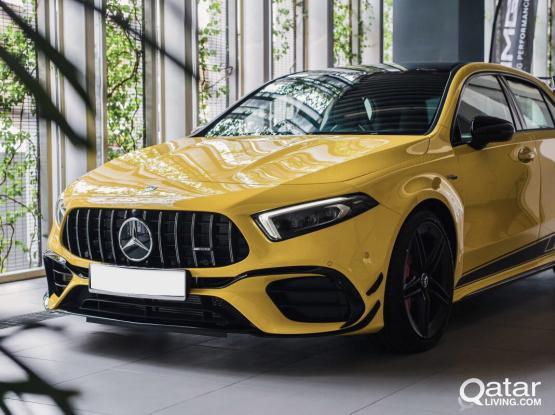 Mercedes A 45 AMG 2020