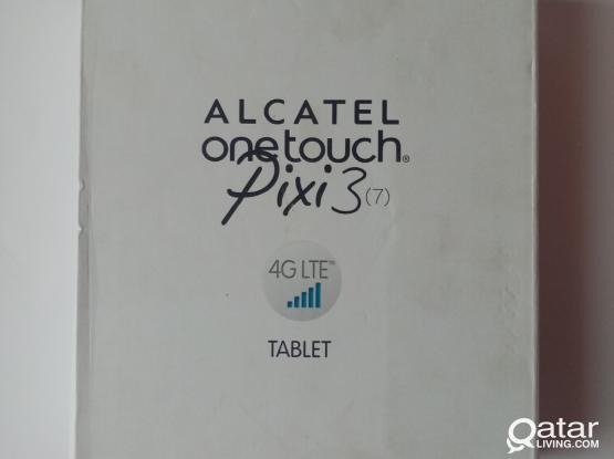 Alcatel Tablet Pixi 3(7) LTE -  Model No:9007X
