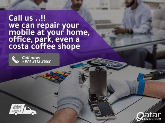 Iphone Repair In Qatar