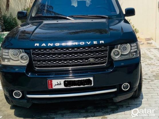 Land Rover Range Rover Vogue Supercharged 2006