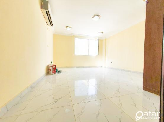 No commission Studio Room for Family/Bachelors Rent in Al Duhail area
