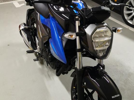 Suzuki Motorcycle 90 2020