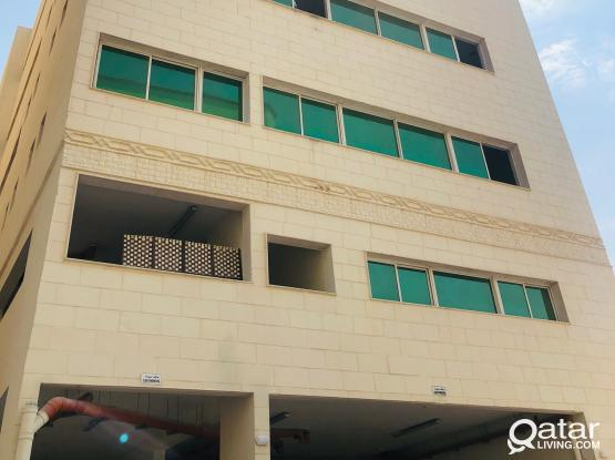 80 SQUARE METER BRAND NEW OFFICES IN MUNTAZAH, SUITABLE FOR 2 BALADIYA LICENSE