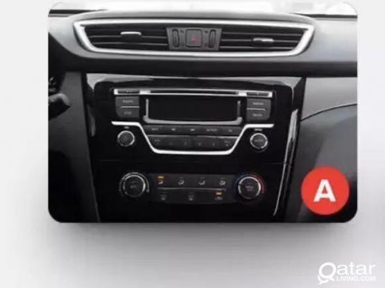 Nissan Xtrail/Quashkai Head Unit Radio