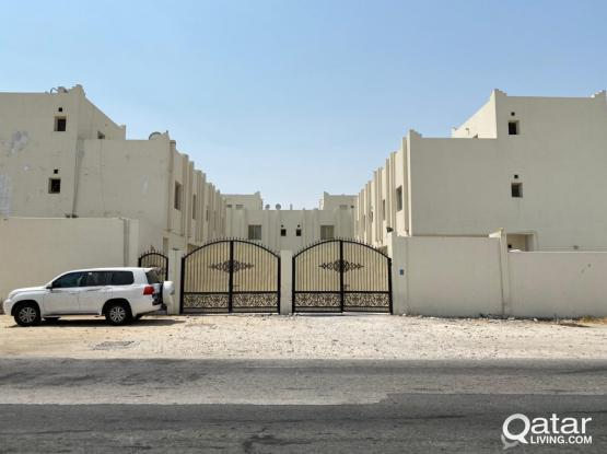 6 no's compound villas in a compound for Executive or Families, Rayyan behind Furousiya street
