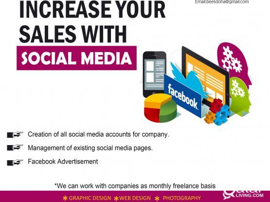 Digital Marketing (facebook, Insta,snap)