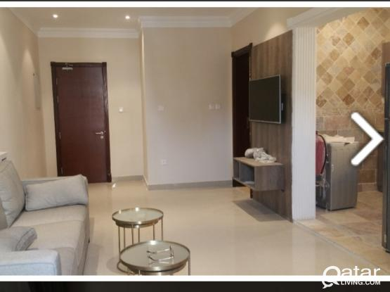 ONE BHK FURNISHED FLAT WITH BALCONY