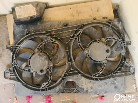 Ford Escape 2010 Cooling Fan
