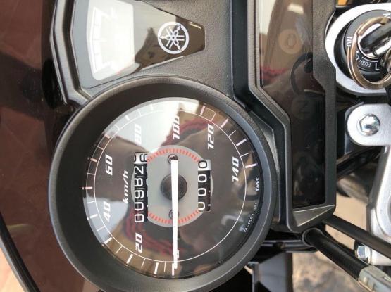 Yamaha YBR125 2020