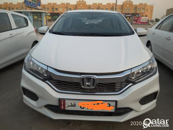 BRAND NEW HONDA CITY AT CHEAP PRICE 1599QR PER MONTH ONLY.CALL-50309511