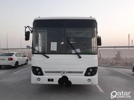 Daewoo Bus 2012
