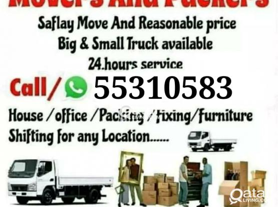 All type of moving and shifting. Best price. Please call 55310583