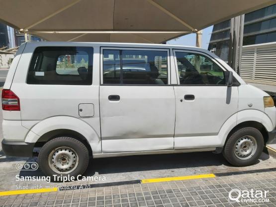 Suzuki APV 2015