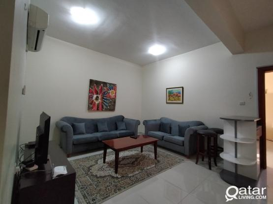 1 Bedroom Furnished Penthouse Apartment Ain Khaled