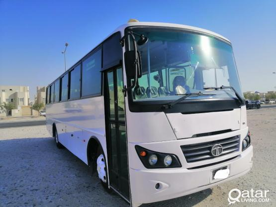 TATA Bus 2017