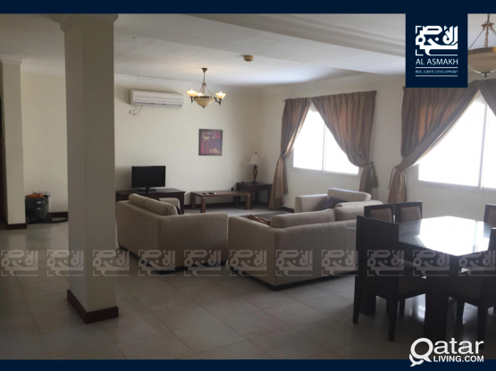 New Furnished 3-Bedroom Apartment in Al Mansoura