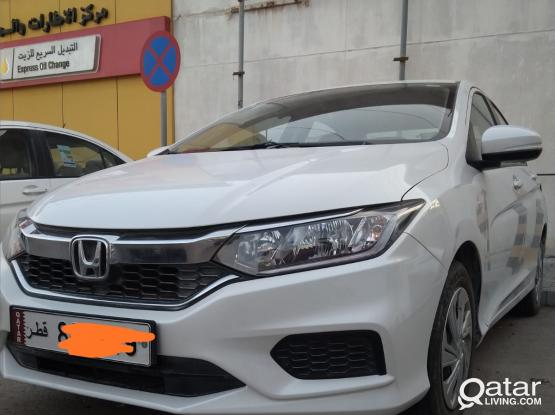 BRAND NEW CAR FOR RENT .HONDA CITY 2020 MODEL AT JUST 1549QR / MONTH.CALL US-50309511