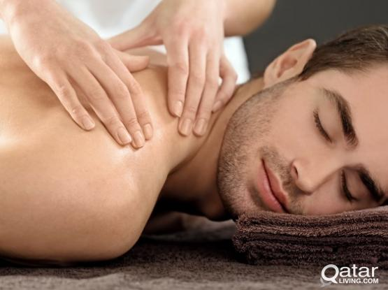 HOTEL / HOME SERVICE  | RELAXING MASSAGE
