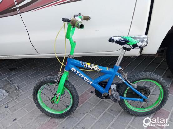Kids  Bicycle ( 3-6 years)