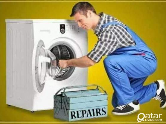 Washing Machine and fridge repair call 70739608