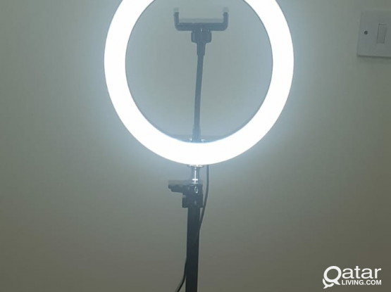 New Ring Light 10 inch with stand